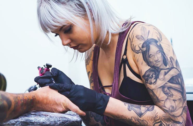 avoid these thing before making a tattoo